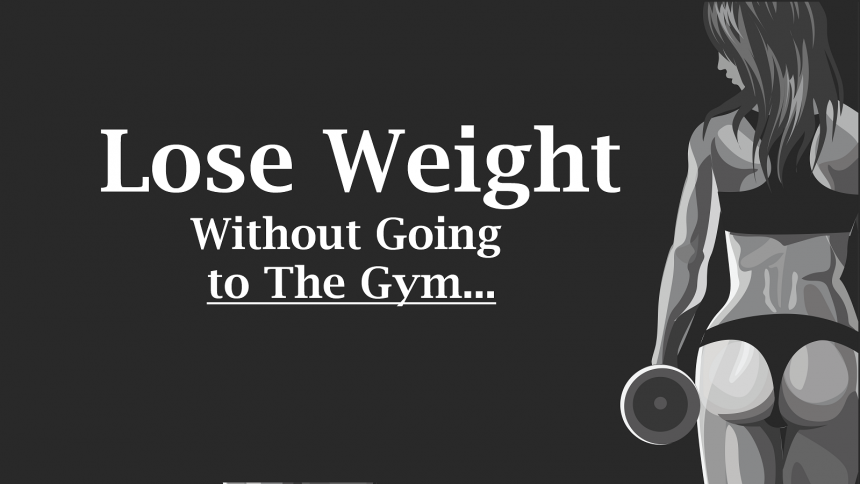 Burn calories without going to the gym