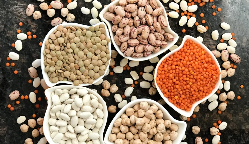 Tips to add legumes to your diet