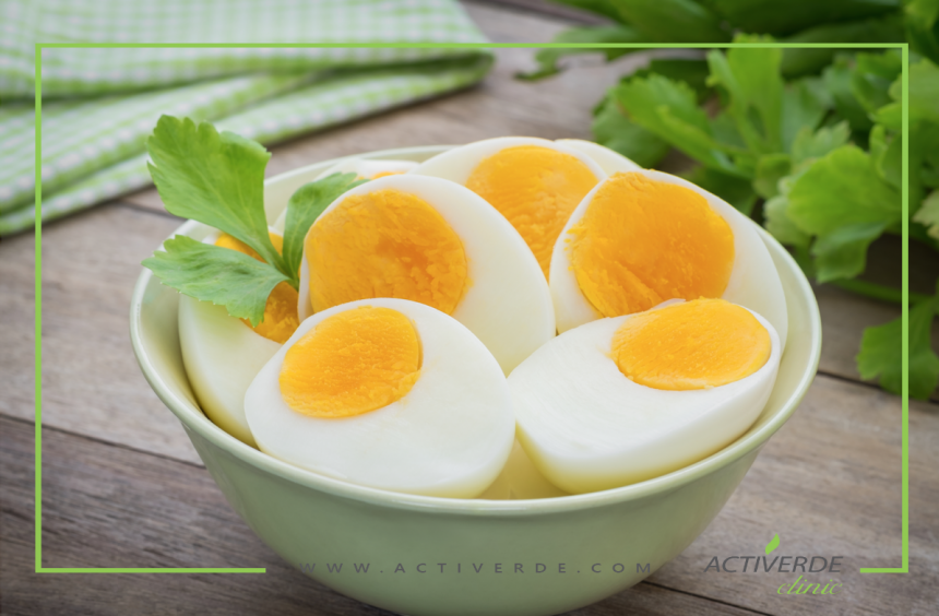 Impressive benefits of eggs