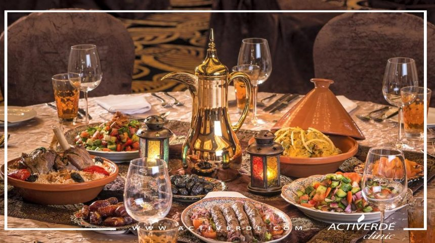 A healthy Ramadan