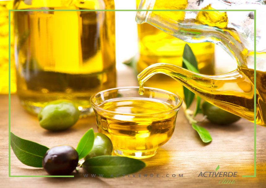 Olive oil: Good or bad?