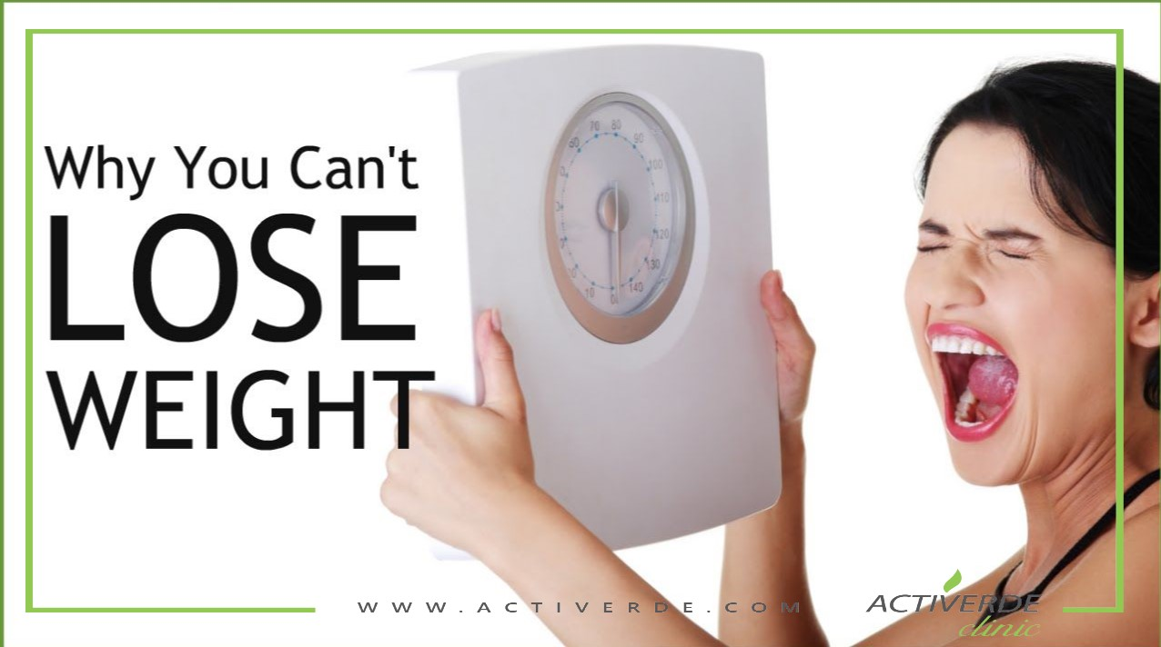 why not lose weight