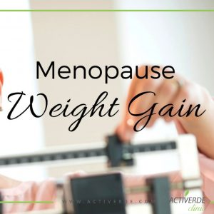 How to stop Menopause weight gain