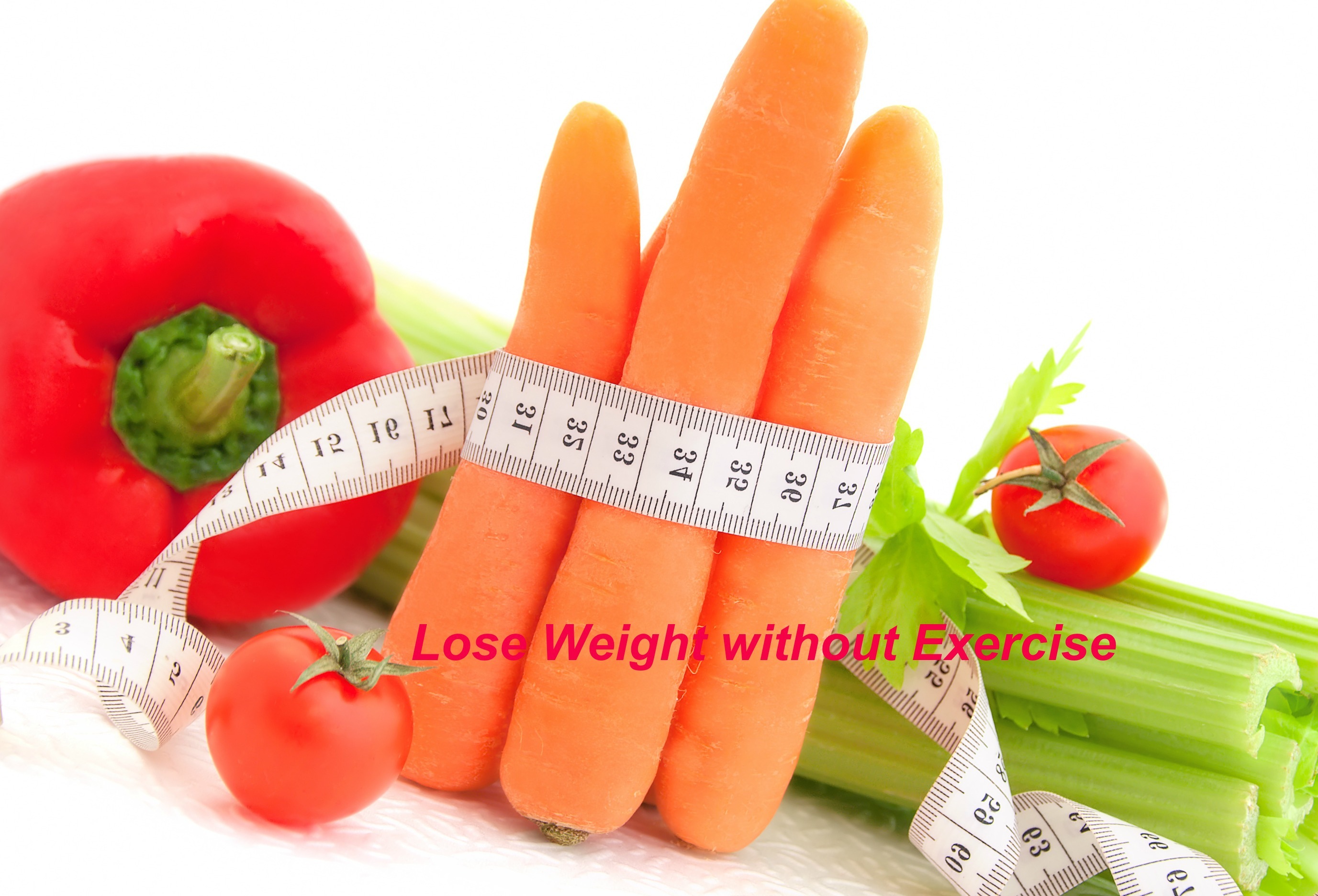 will eating healthy and exercising help me lose weight
